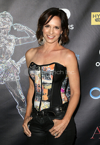 BEVERLY HILLS, CA - April 20: Danielle Burgio, At Artemis Women in Action Film Festival - Opening Night Gala At The Ahrya Fine Arts Theatre In California on April 20, 2017. Credit: FS/MediaPunch