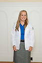 Sarah Kelso. Class of 2017 White Coat Ceremony.