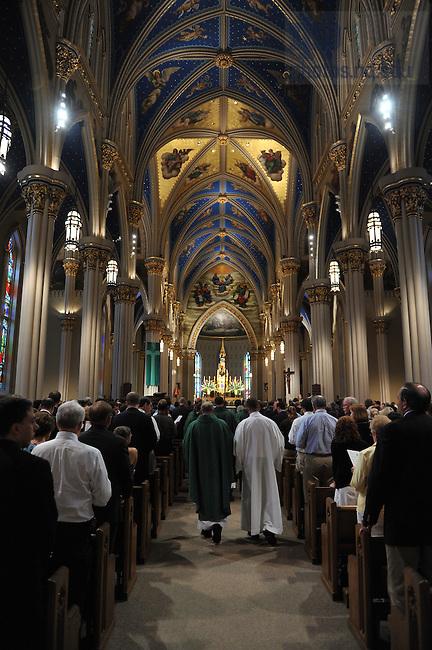 ACE Commencement Mass 2008