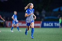 Boston, MA - Friday May 19, 2017: Megan Oyster during a regular season National Women's Soccer League (NWSL) match between the Boston Breakers and the Portland Thorns FC at Jordan Field.