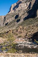 Clark's Fork Canyon