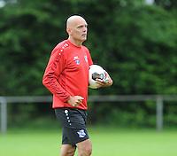 VOETBAL: LANGEZWAAG: 18-06-2016, SC Heerenveen 1e training, nieuwe trainer Jurgen Streppel, ©foto Martin de Jong
