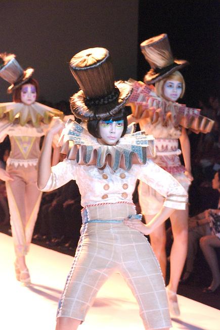 Bangkok International Fashion Week March 2008, Bangkok Thailand