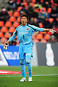 Takashi Kitano (Ardija),.APRIL 7, 2012 - Football / Soccer :.2012 J.League Division 1 match between Omiya Ardija 0-3 Cerezo Osaka at NACK5 Stadium Omiya in Saitama, Japan. (Photo by AFLO)