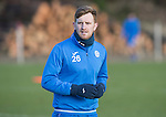 St Johnstone Training&hellip;03.02.17<br />Liam Craig pictured during training this morning at McDiarmid Park ahead of Sunday&rsquo;s game against Celtic.<br />Picture by Graeme Hart.<br />Copyright Perthshire Picture Agency<br />Tel: 01738 623350  Mobile: 07990 594431