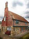 Moot Hall, Aldeburgh, Suffolk, UK