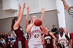 Olivet Women's Basketball vs Aquinas - 11.28.11
