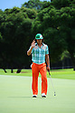 Ryo Ishikawa (JPN),.AUGUST 24, 2012 - Golf : Ryo Ishikawa of Japan during the Vana H Cup KBC Augusta Golf Tournament at Keya Golf Club in Fukuoka, Japan..(Photo by AFLO)