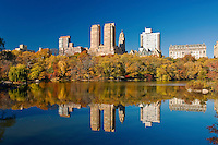 Central Park in Manhattan