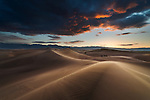 Mesquite Valley Dunes, Death Valley National Park, California