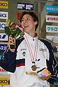 Tomoko Hagiwara, FEBRUARY 11, 2012 - Swimming : The 53rd Japan Swimming Championships (25m) Women's 50m Freestyle Victory Ceremony at Tatsumi International Swimming Pool, Tokyo, Japan. (Photo by YUTAKA/AFLO SPORT) [1040]