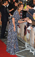 Alicia Vikander at the &quot;The Light Between Oceans&quot; UK film premiere, Curzon Mayfair cinema, Curzon Street, London, England, UK, on Wednesday 19 October 2016. <br /> CAP/CAN<br /> &copy;CAN/Capital Pictures /MediaPunch ***NORTH AND SOUTH AMERICAS ONLY***