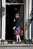 Cabinet Meeting arrivals in Downing Street London Great Britain<br /> 12th May 2015 <br /> <br /> Arrivals of the new government ministers at the first cabinet of the new Conservative government. <br /> <br /> Nicky Morgan <br /> Education, Women &amp; Equalities<br /> <br /> Photograph by Elliott Franks <br /> Image licensed to Elliott Franks Photography Services