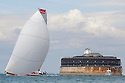 3rd August 2010 . Cowes. Isle of Wight. Artemis Challenge..Pictures of the Veolia Environment Team, Skipper Roland Jourdain (FRA)..Mandatory credit: Lloyd Images