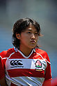 Chiharu Nakamura (JPN),.MAY 19, 2012 - Rugby : Woman's Rugby Test match between Japan women's 61-15 Hong Kong women's at Chichibunomiya Rugby Stadium, Tokyo, Japan. (Photo by Jun Tsukida/AFLO SPORT)