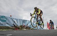 Jumpin' Filippo 'Pipo' Pozzato (ITA/Wilier-Selle Italia) the Tom Boonen farewell race/criterium 'Tom Says Thanks!' in Mol/Belgium