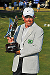 Justin Leonard Winner of the Stanford St. Jude Golf Tournament won in a playoff 2008 in Memphis, TN.