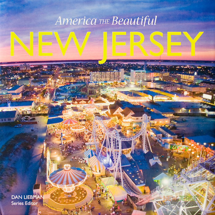 """""""America the Beautiful: New Jersey"""" Photography Book"""