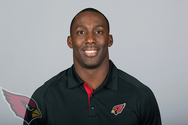 This is a 2014 photo of Anthony Blevins of the Arizona Cardinals NFL football team.  This image reflects the Cardinals active roster as of 6/9/14 when this image was taken.  (AP Photo)