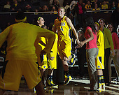 The University of Michigan women's basketball team lost to No. 8 Penn State, 59-49, at Crisler Center in Ann Arbor, Mich., on January 21, 2013.