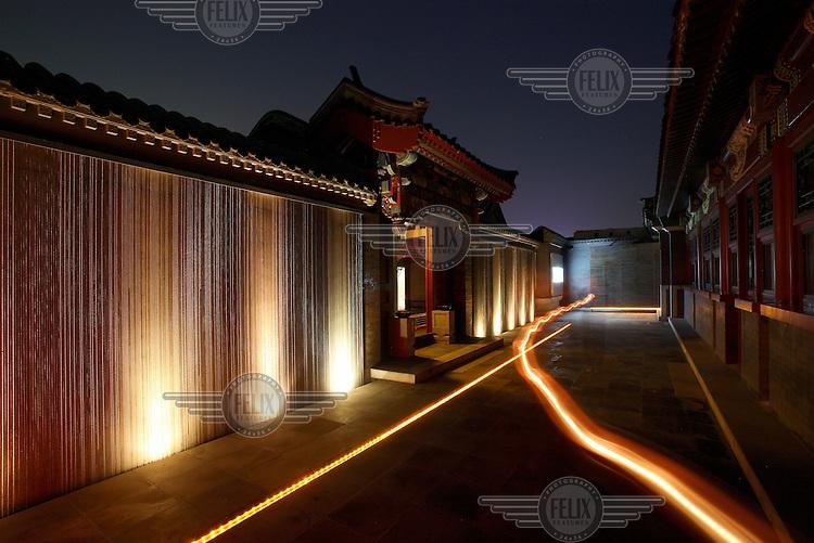 Zen Spa in Beijing.