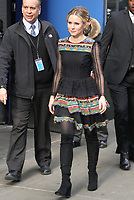 MAR 24 Kristen Bell Seen In NYC