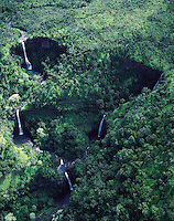 Hawaii. Waterfalls in Kauai These United States Book Page 50: Right: