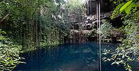 Cenote Xocomepich, Yucatan, Mexico
