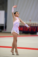 Unknown gymnast (???) Level-3 (club?) @ LA Cup 2017. (Advise please for correct ID, thanks!)