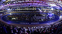 Pictures by SWpix.com - 02/03/2016 - Cycling - 2016 UCI Track Cycling World Championships, Day 1 - Lee Valley VeloPark, London, England - Opening Ceremony