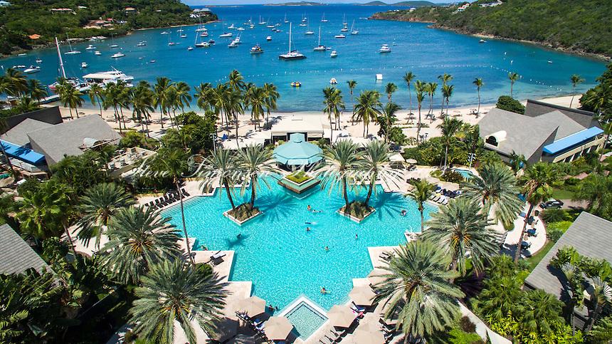 Westin Resort<br /> Great Cruz Bay<br /> St. John<br /> US Virgin Islands