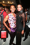 Edwing DAngelo and Leila Lopes Mercedes-Benz New York Fashion Week Spring/Summer 2013 -Edwing D'Angelo, New York  9/9/12