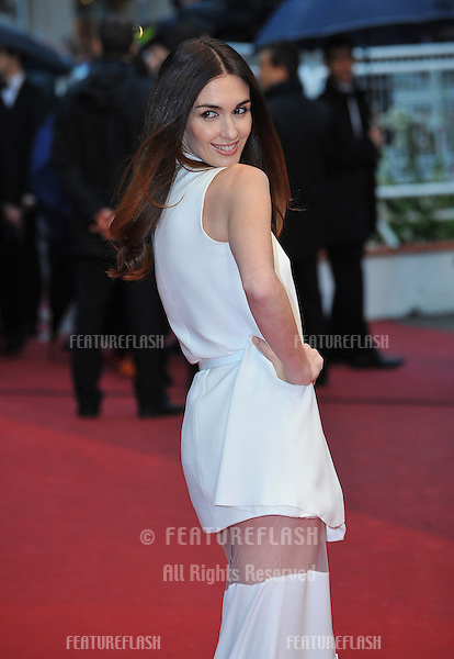 "Paz Vega at the gala premiere of ""Jimmy P. Psychotherapy of a Plains Indian"" in competition at the 66th Festival de Cannes..May 18, 2013  Cannes, France.Picture: Paul Smith / Featureflash"