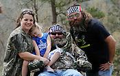 Duck Dynasty: Willie Roberts vists ALS Patient