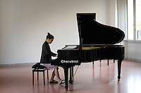 RomeSmarts - Rome Summer Musical Arts..Toyich International Projects in collaboration with the University of Toronto, Canada. The pianist Crystal Law.