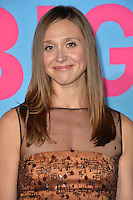 Sarah Sokolovic at the premiere for HBO's &quot;Big Little Lies&quot; at the TCL Chinese Theatre, Hollywood. Los Angeles, USA 07 February  2017<br /> Picture: Paul Smith/Featureflash/SilverHub 0208 004 5359 sales@silverhubmedia.com