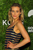 NEW YORK, NY - OCTOBER 17: Taylor Schilling at the God's Love We Deliver Golden Heart Awards on October 17, 2016 in New York City. Credit: John Palmer/MediaPunch