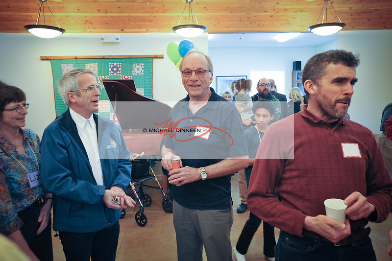 Grand Opening of Raven's Roost Co-Housing April 3, 2017