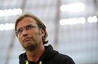FUSSBALL   1. BUNDESLIGA   SAISON 2011/2012    4. SPIELTAG Bayer 04 Leverkusen - Borussia Dortmund              27.08.2011 STrainer Juergen KLOPP (Dortmund)
