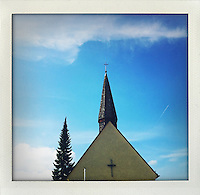 Oberammergau, Bavaria, Germany, ..photo shot with iPhone 4..Photo © Stefan Falke..http://www.stefanfalke.com/