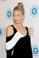 NEW YORK, NY - OCTOBER 27: Model Martha Hunt attends the World of Children Awards Ceremony at 583 Park  on October 27, 2016 in New York City. Photo by John Palmer/ MediaPunch