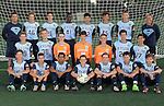 8-25-16, Skyline High School boy's freshman soccer team