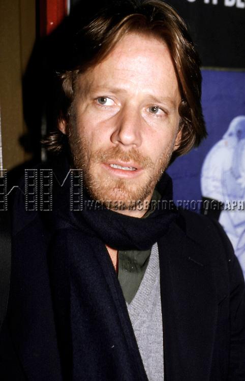 Peter Strauss in New York City, 1982.