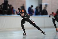 SCHAATSEN: DEVENTER: IJsbaan De Scheg, 27-10-12, IJsselcup, Bart van den Berg, ©foto Martin de Jong