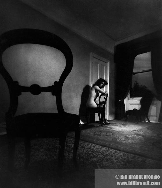 Nude, Campden Hill, London, 1947
