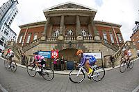 Women's Tour of Britain 2014