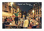 Cartoline da Barriera di Milano<br /> Hip hop in piazza Foroni