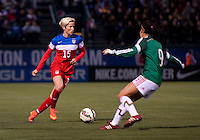 USWNT vs Mexico, Thursday, Sept. 18, 2014
