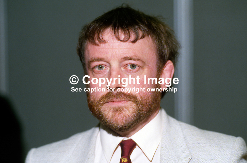 David Hinchliffe, MP, Labour Party, UK, 19870933DH.<br />