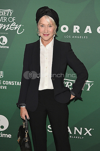 BEVERLY HILLS - OCTOBER 14:   Helen Mirren at Variety's Power Of Women Luncheon 2016 at the Beverly Wilshire Four Seasons Hotel on October 14, 2016 in Beverly Hills, California. Credit: mpi991/MediaPunch